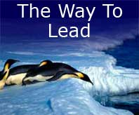 The Way to Lead