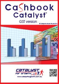 Cashbook Catalyst GST